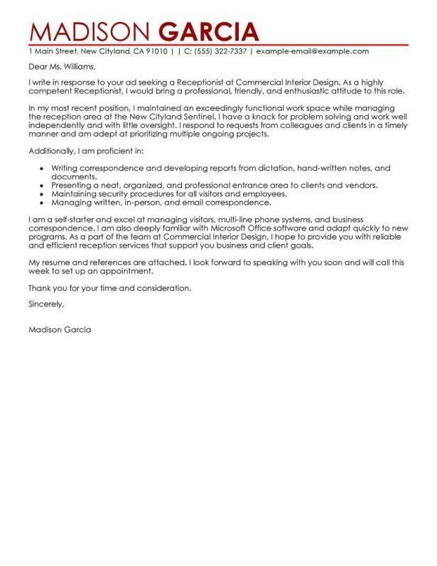 Resume : Simple Resume Cover Letters Hdsimple Cover Letter ...