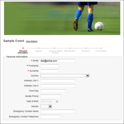 Sports Management Software and Online Sports Event Registration by ...