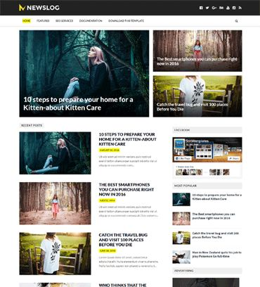 Blogger Templates 2017 Free Download - Template Library