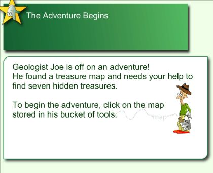Geologist Joe--Great interactive Smartboard lesson for rocks and ...