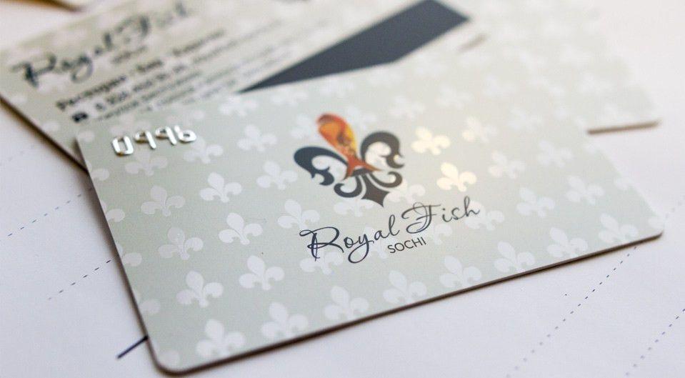 Club Card Design