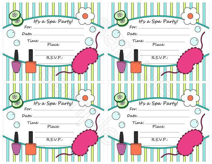 The 25+ best Party invitation templates ideas on Pinterest | Tea ...