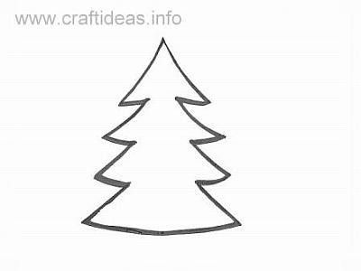 Free Pattern for Christmas tree