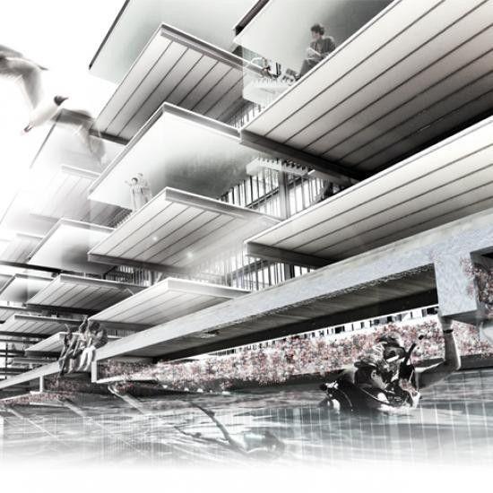 Master of Architecture 2+ | The Illinois School of Architecture