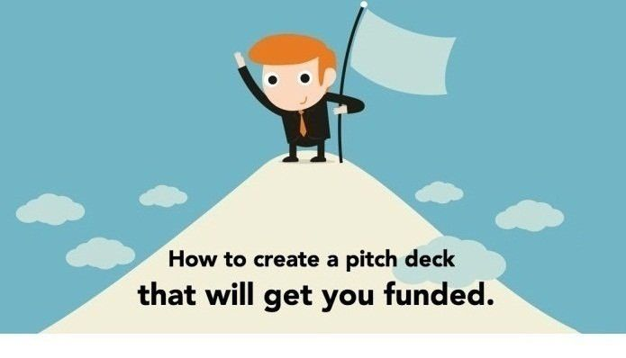 Treps Nest Blog | Pitch Deck Template