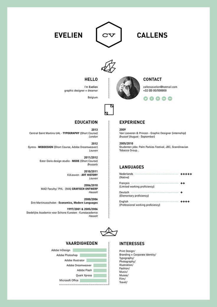 70 best Job Hunt images on Pinterest | Resume templates, Cv design ...