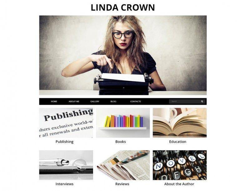 8+ Author Joomla Themes & Templates | Free & Premium Templates