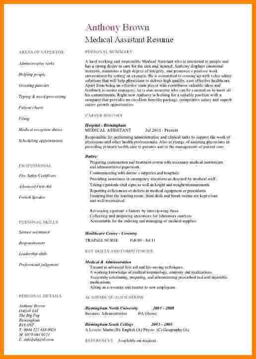 full size of resumeexamples of medical assistant resume bar jobs ...