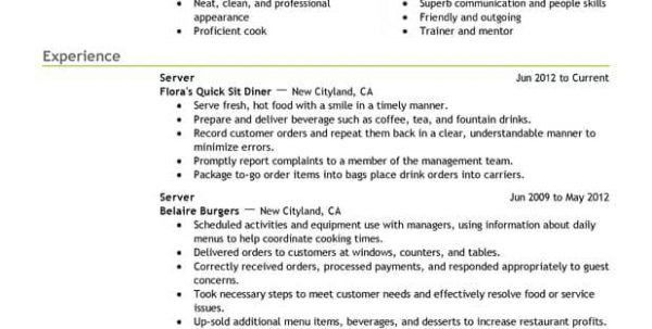 fast food job description for resume unforgettable fast food