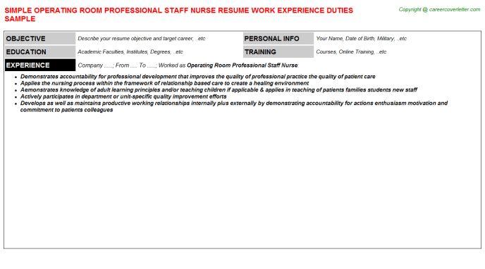 staff nurse resume staff nurse resume samples visualcv resume ...