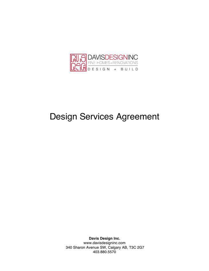 Interior Designer Contract Templates | Download Free & Premium ...