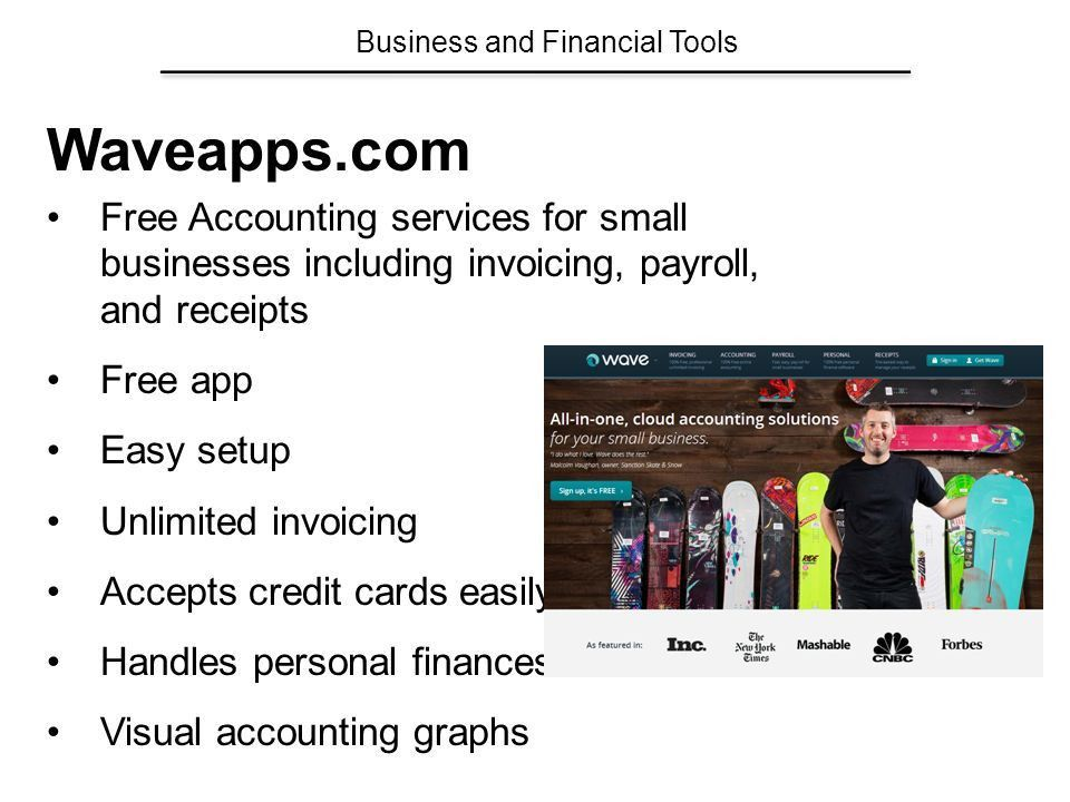 BUSINESS & FINANCIAL TOOLS. Objectives Learn How to … Search Ebay ...