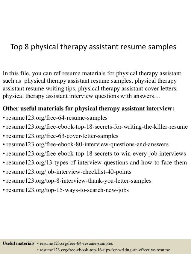 top-8-physical-therapy-assistant-resume-samples-1-638.jpg?cb=1430028757