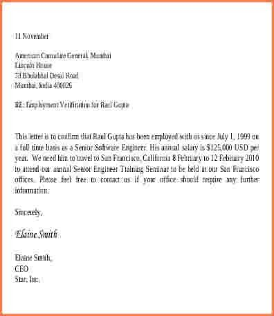 9+ confirmation of employment and salary letter | Sales Slip Template