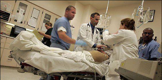 Boston.com / News / Local / Emergency room recovery
