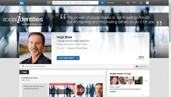 Tips for Designing a LinkedIn Cover Image for the New Personal ...