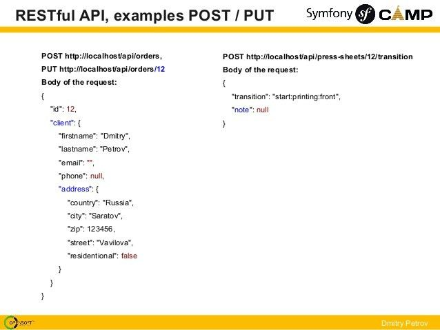 Handle complex POST/PATCH requests in RESTful API