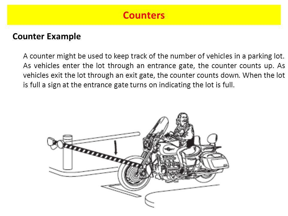Counters Count Up/Down Counter (CTUD) - ppt video online download