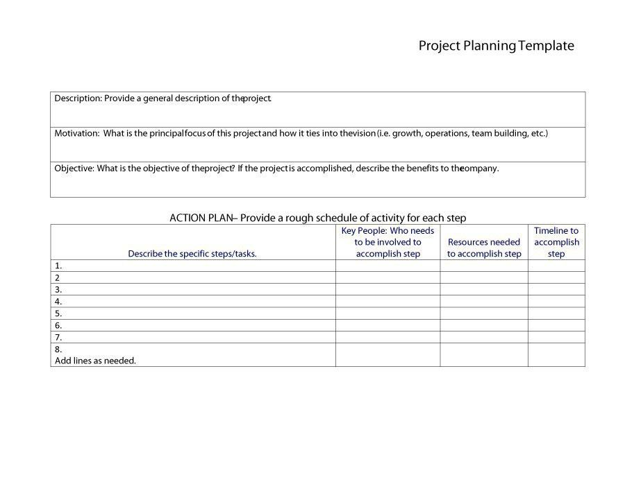 Growth Plan Template ...