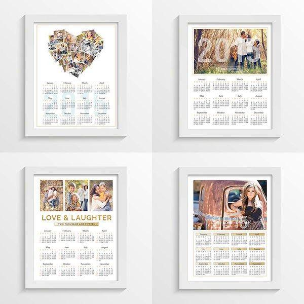 2016 - 2017 Calendar Templates | Simplicity | 2016 calendar, Photo ...