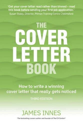 Cover Letters - Goizueta Business Library - Emory University