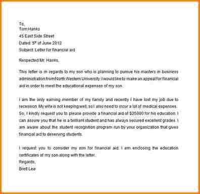 9+ appeal letter example | wedding spreadsheet