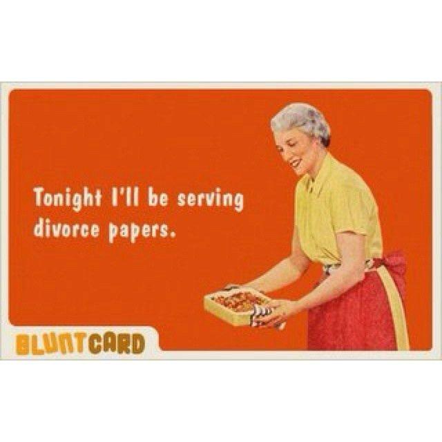 67 best Divorce images on Pinterest | Divorce humor, Funny stuff ...