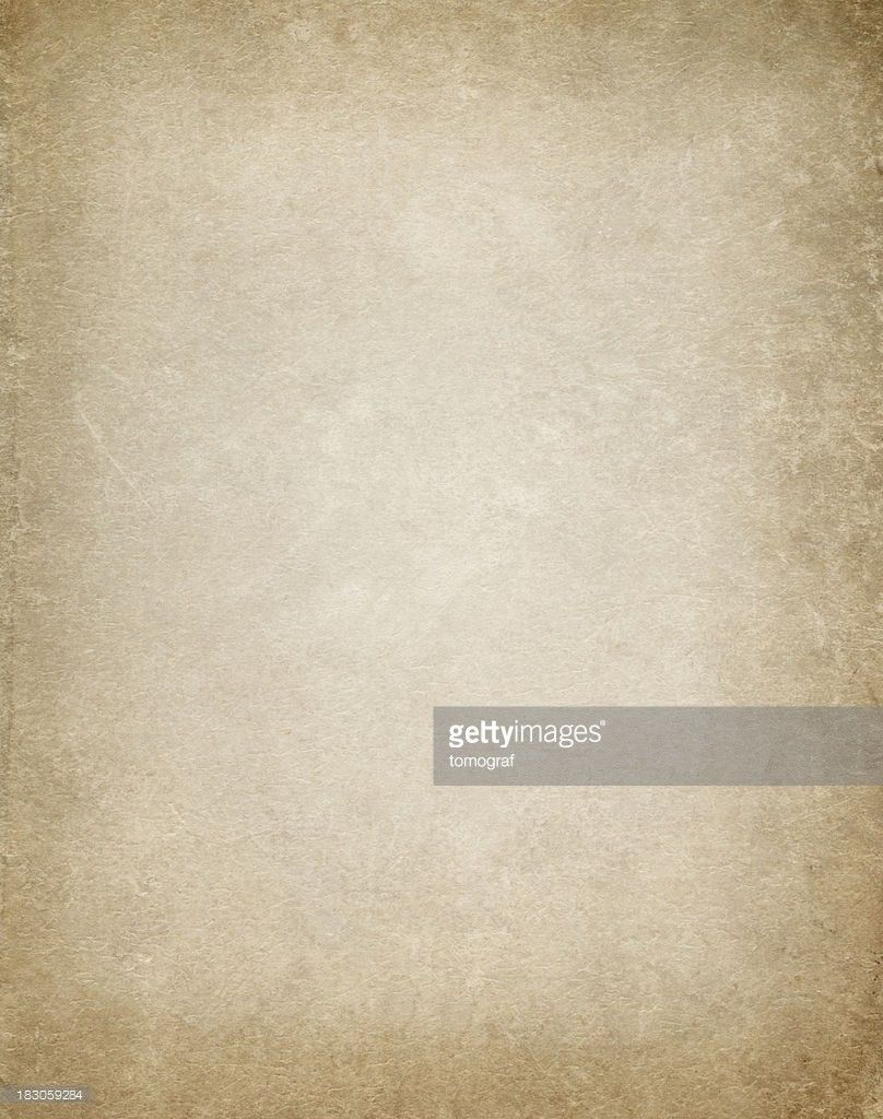 Old Blank Paper Background Stock Photo | Getty Images