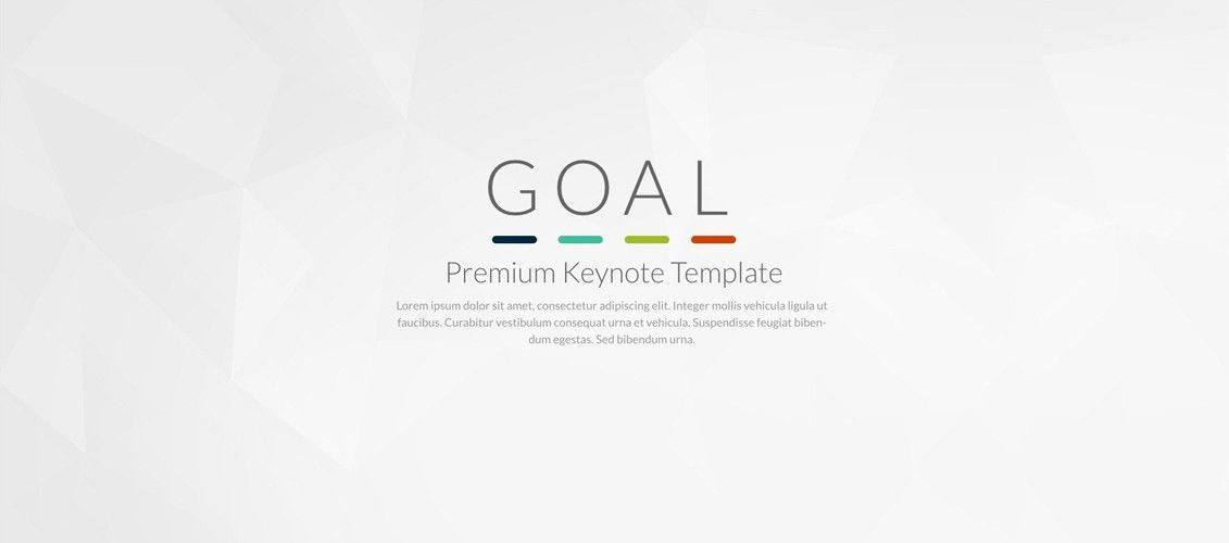 20 Awesome Business KeyNote Templates