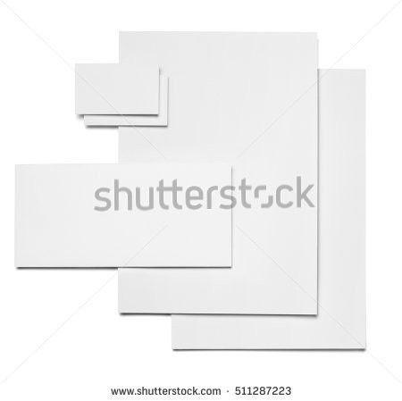 Vector Pocket Folder Die Cut Template Stock Vector 527682058 ...