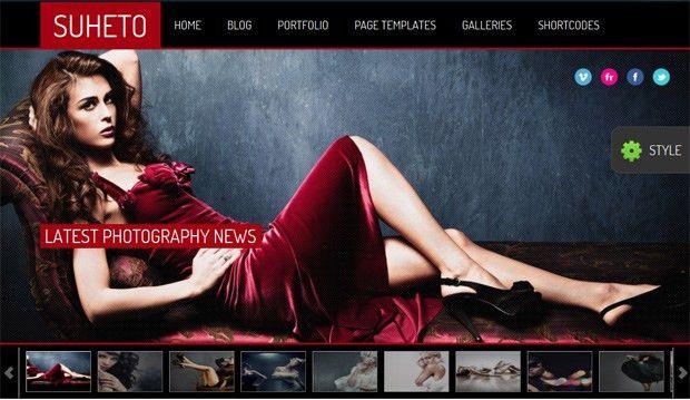 10 Best Photography WordPress Themes - WPswift – Wordpress ...