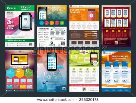 Product Flyer Template Stock Images, Royalty-Free Images & Vectors ...