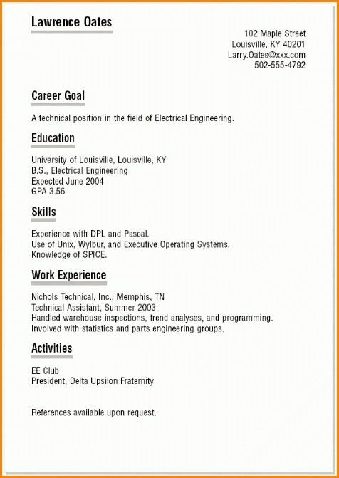 teen resume example resume examples and free resume builder ...