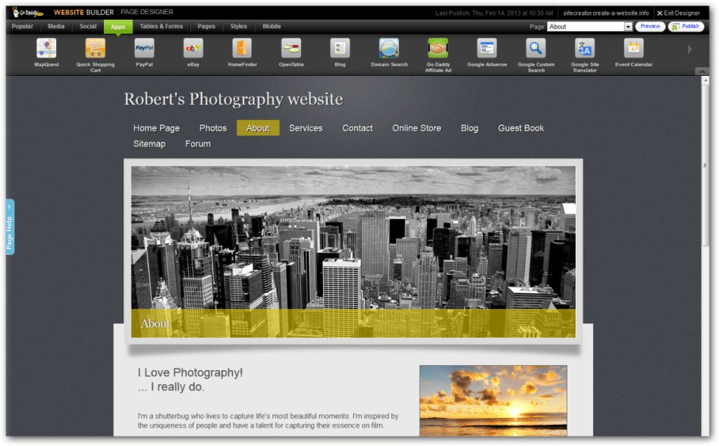 Moving GoDaddy Website Builder Site To Wordpress |