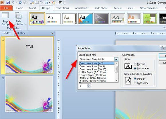 How to Make Your Old PowerPoint Template Compatible With ...