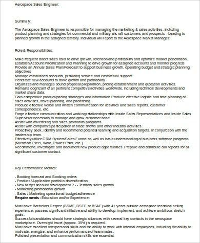 Sales Engineer Job Description. Lubricant-Sales-Manager-Job ...
