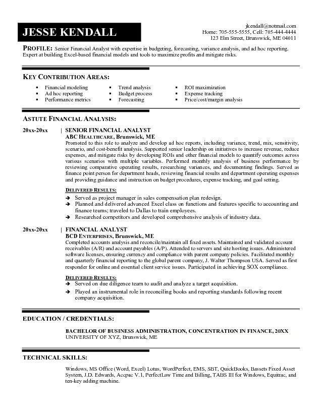 director of finance resume example. sample cv of manager finance ...
