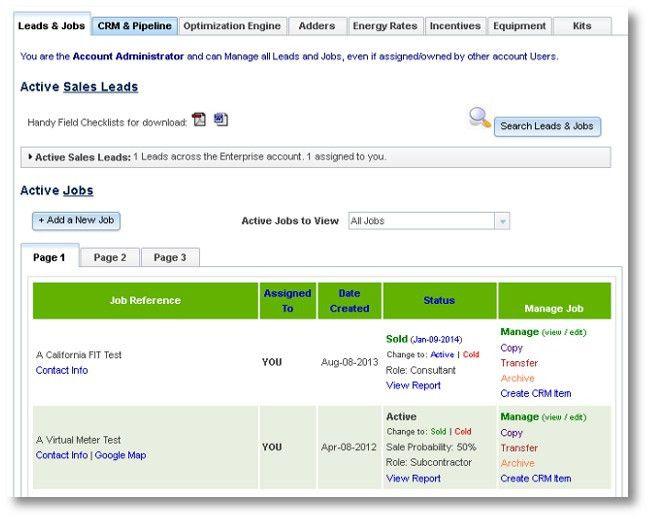 Solar Sales Proposal Software: bid, quote, proposal, tools ...