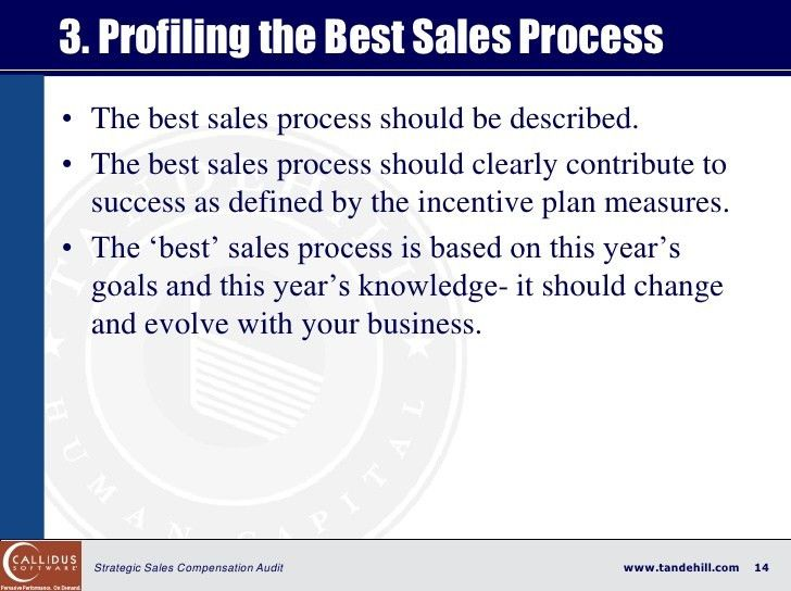 The Strategic Sales Incentive Plan Audit: Put Away Your Calculator