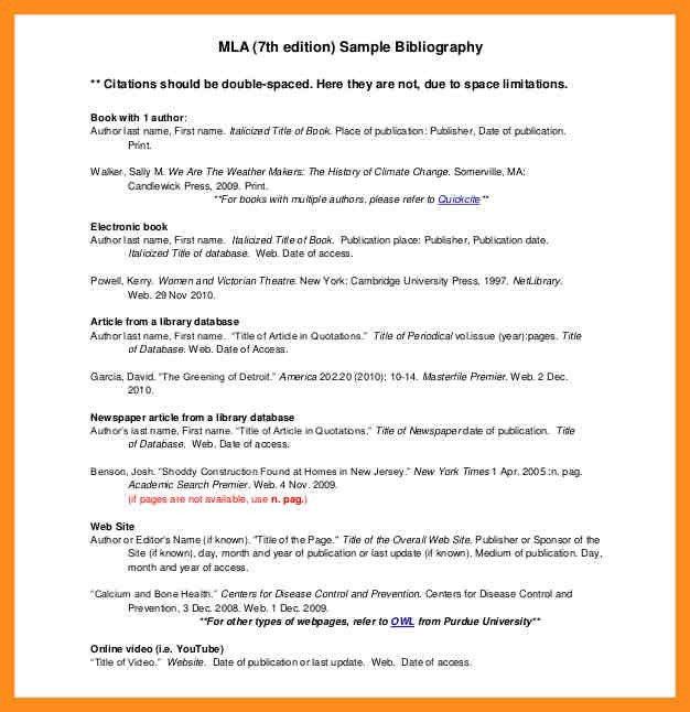 11+ bibliography sample for school project - mystock clerk