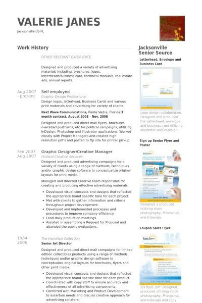 Self Employed Resume Samples Self Employed Resume Samples