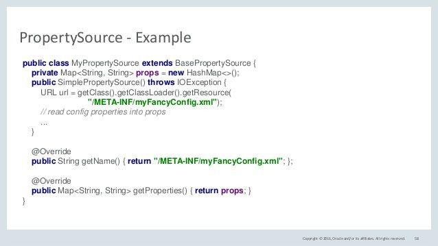 Configuration for Java EE: Config JSR and Tamaya