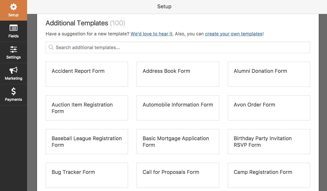 How to Install and Use the Form Templates Pack Addon