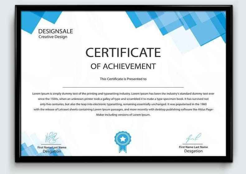 Make A Certificate In Word - formats.csat.co