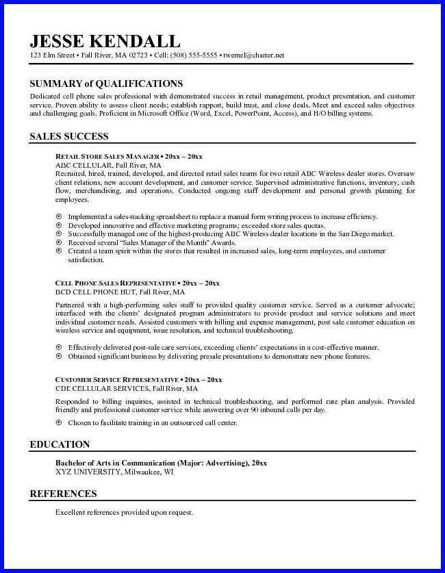 beaufiful summary statements for resumes photos example of