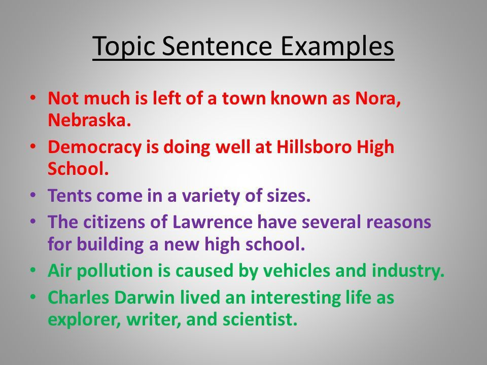 The Paragraph Writing Strategy - ppt video online download