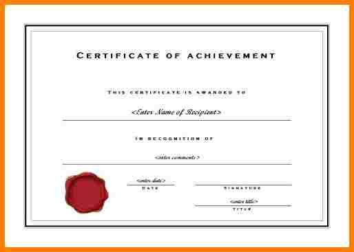 8+ free printable blank certificate templates   sample of invoice