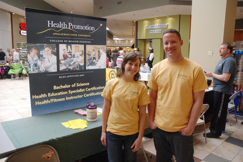 Photos: Fitness & Health Expo at Boone Mall - High Country Press