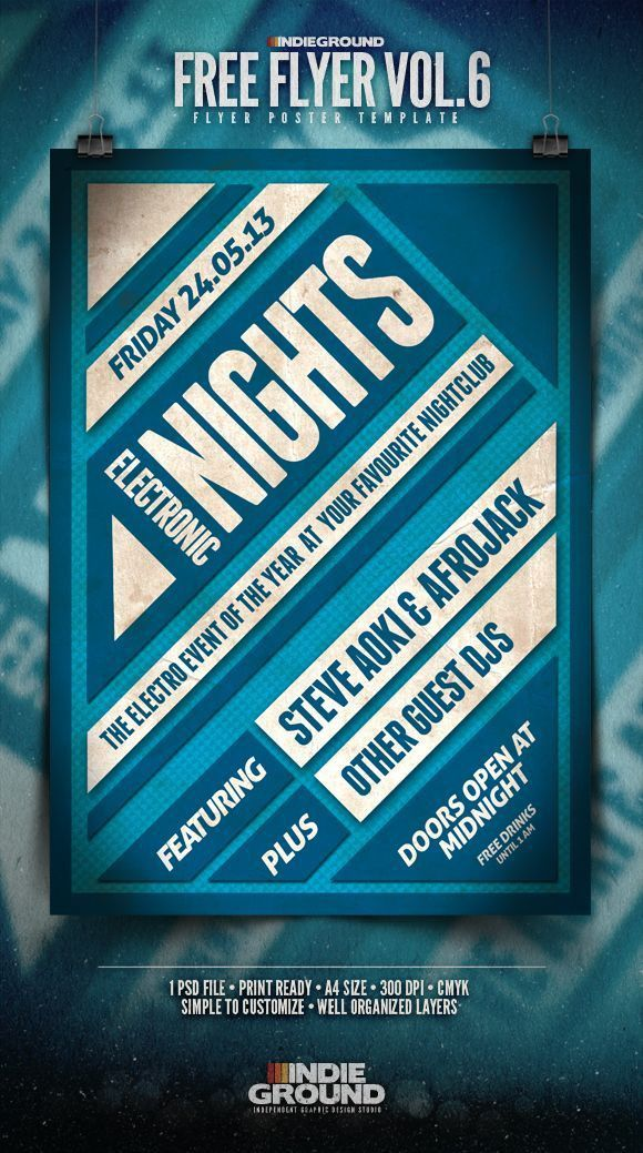 22 best flyers images on Pinterest | Flyer design, Flyers and ...