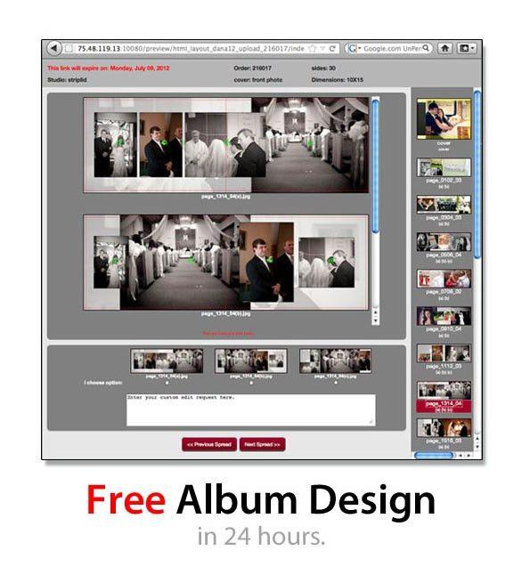 Album Templates | ImageCapsule.com | © 2017